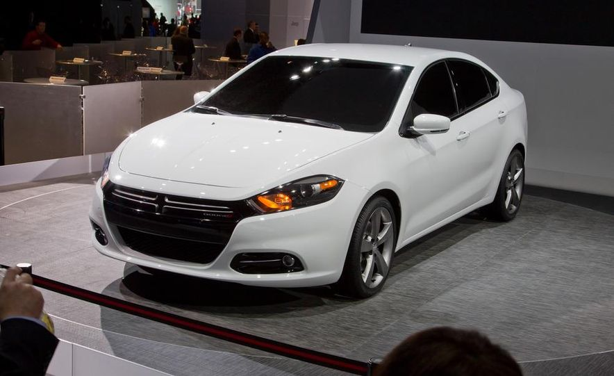 2013 Dodge Dart - Slide 7