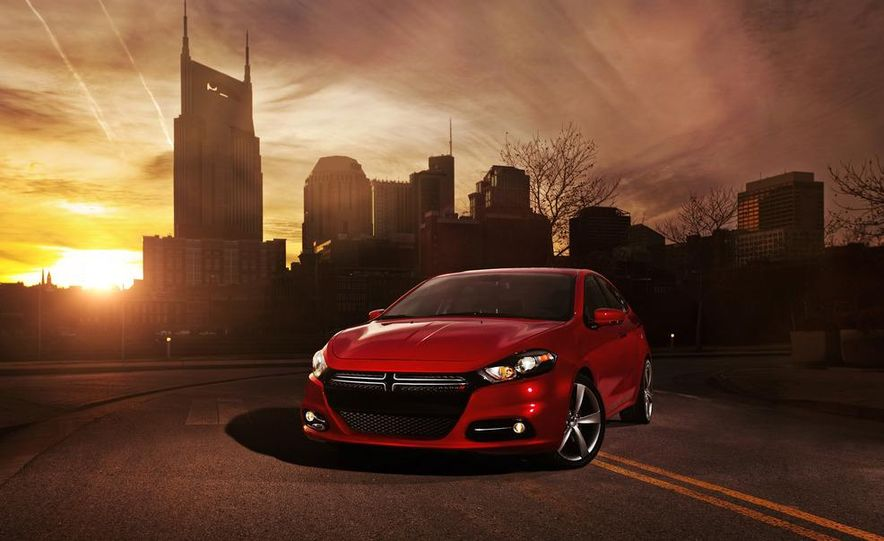 2013 Dodge Dart - Slide 19