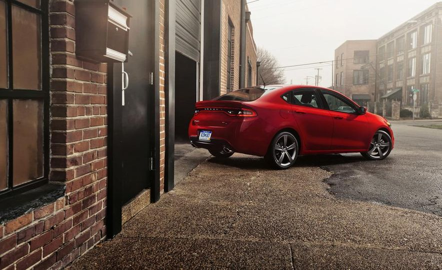 2013 Dodge Dart - Slide 25