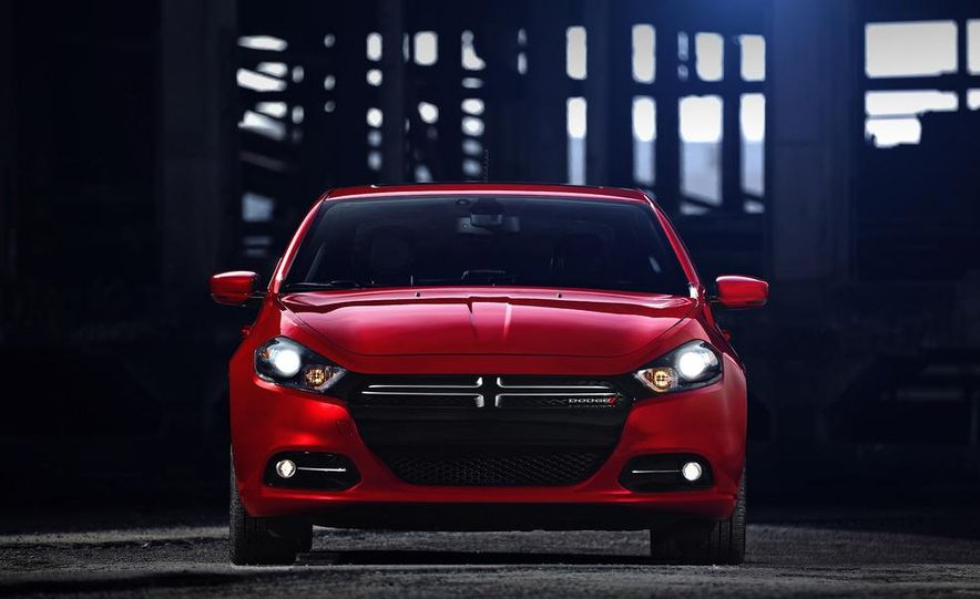 2013 Dodge Dart - Slide 28