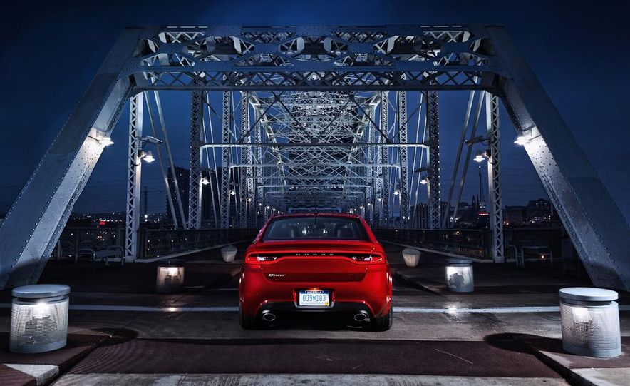 2013 Dodge Dart - Slide 30