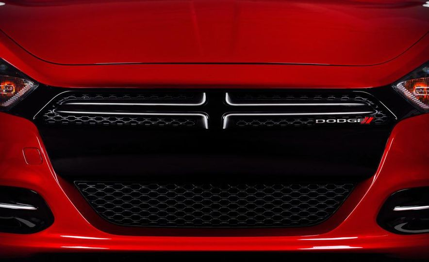 2013 Dodge Dart - Slide 33