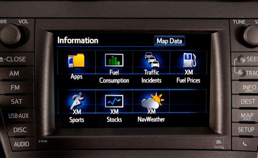 2012 Toyota Prius plug-in hybrid - Slide 26