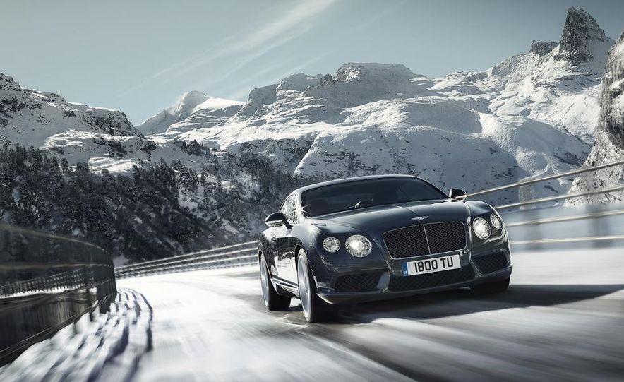 2013 Bentley Continental GT V8 - Slide 7