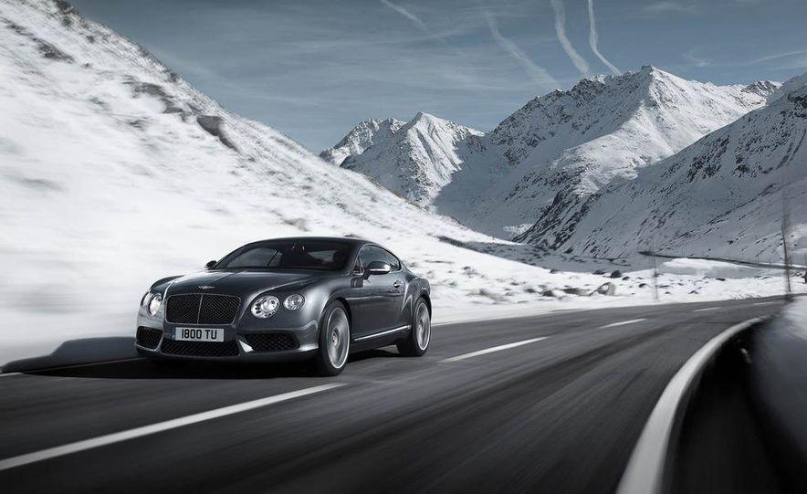 2013 Bentley Continental GT V8 - Slide 5