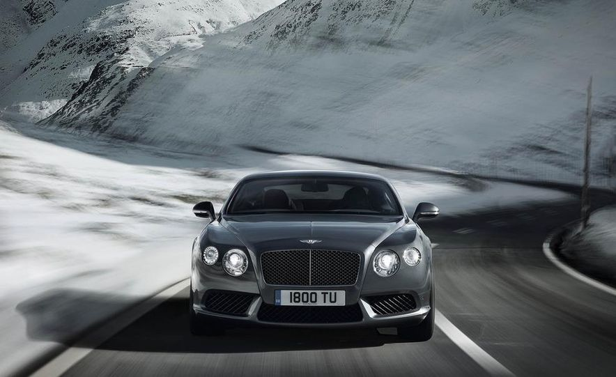 2013 Bentley Continental GT V8 - Slide 6