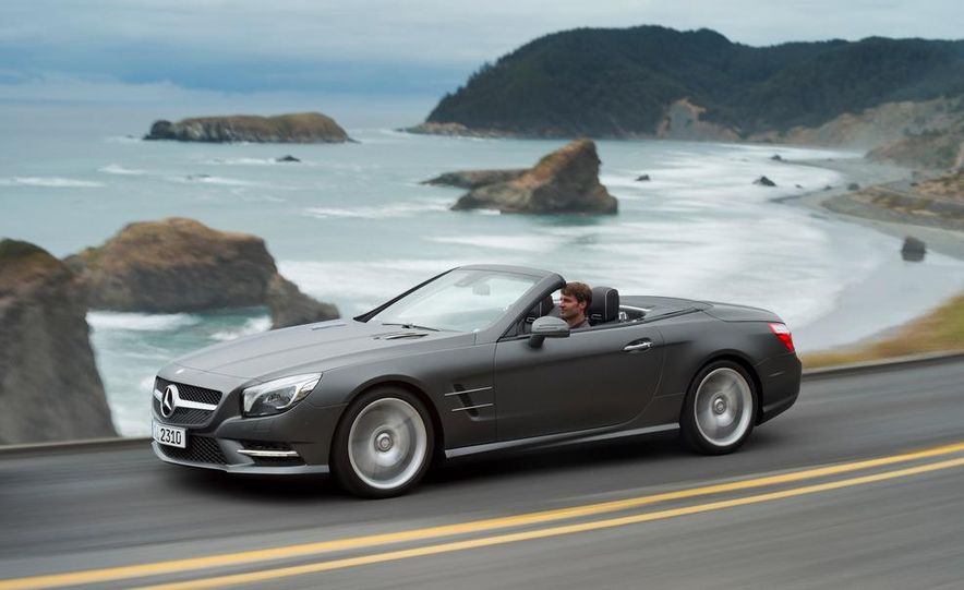 2013 Mercedes-Benz SL550 - Slide 30