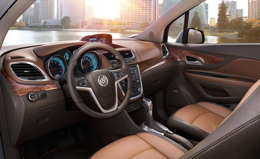 2013 Buick Encore - Slide 19