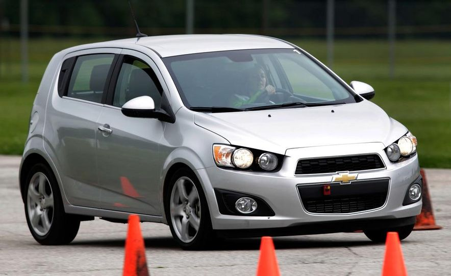 2013 Chevrolet Sonic RS - Slide 25