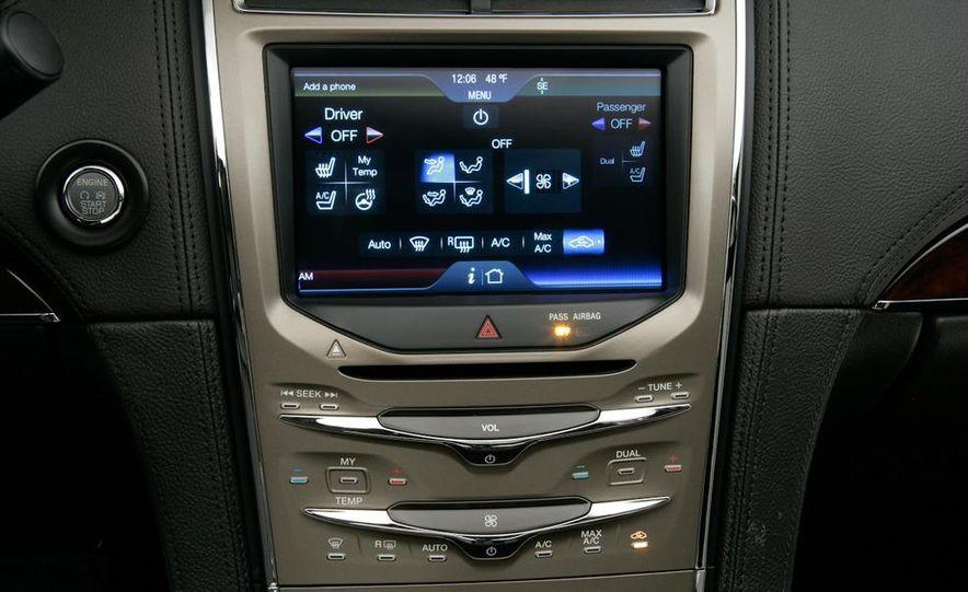 2011 Lincoln MKX - Slide 13