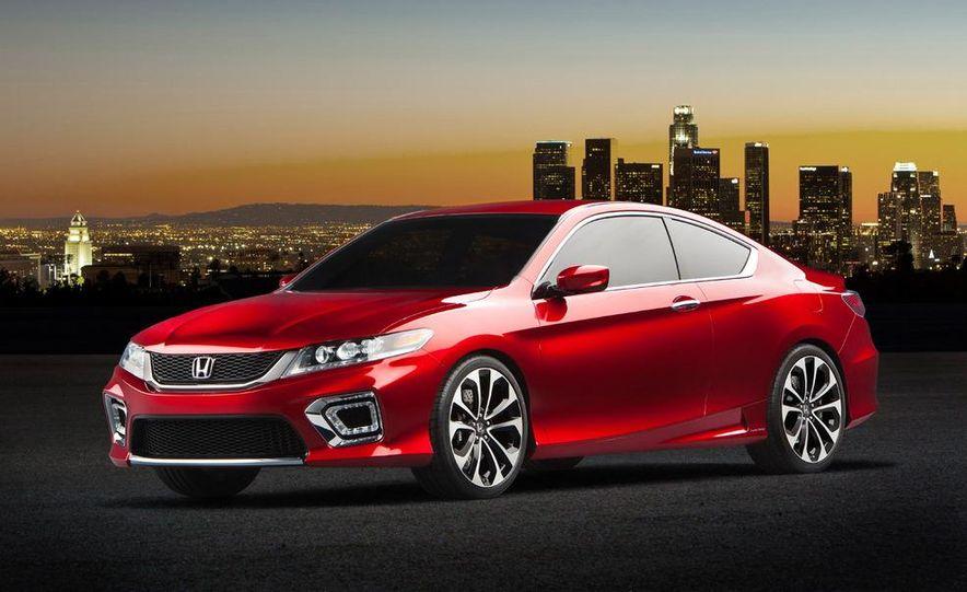 Honda Accord plug-in hybrid - Slide 7