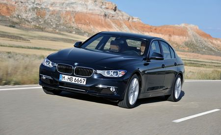 2012 BMW 328i Sedan Manual