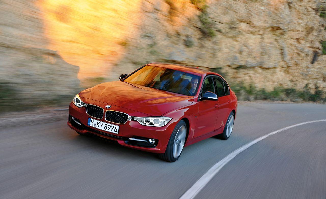 2012 BMW 335i Sedan