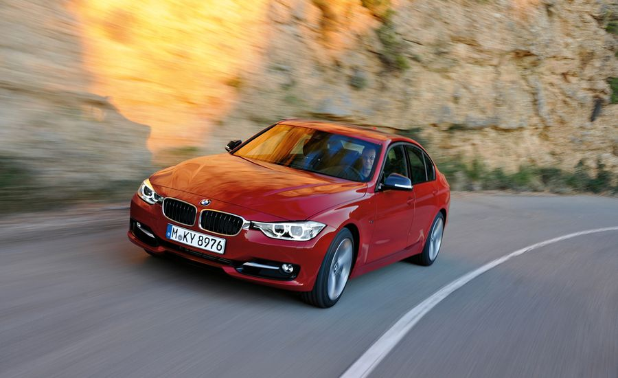 2012 BMW 335i Sedan Test  Review  Car and Driver