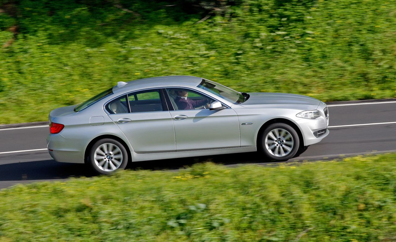 Bmw 5 Series Reviews Price Photos And Specs Car Driver