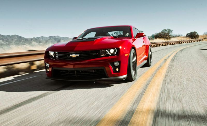 2013 Chevrolet Camaro SS 1LE First Drive | Review | Car and Driver
