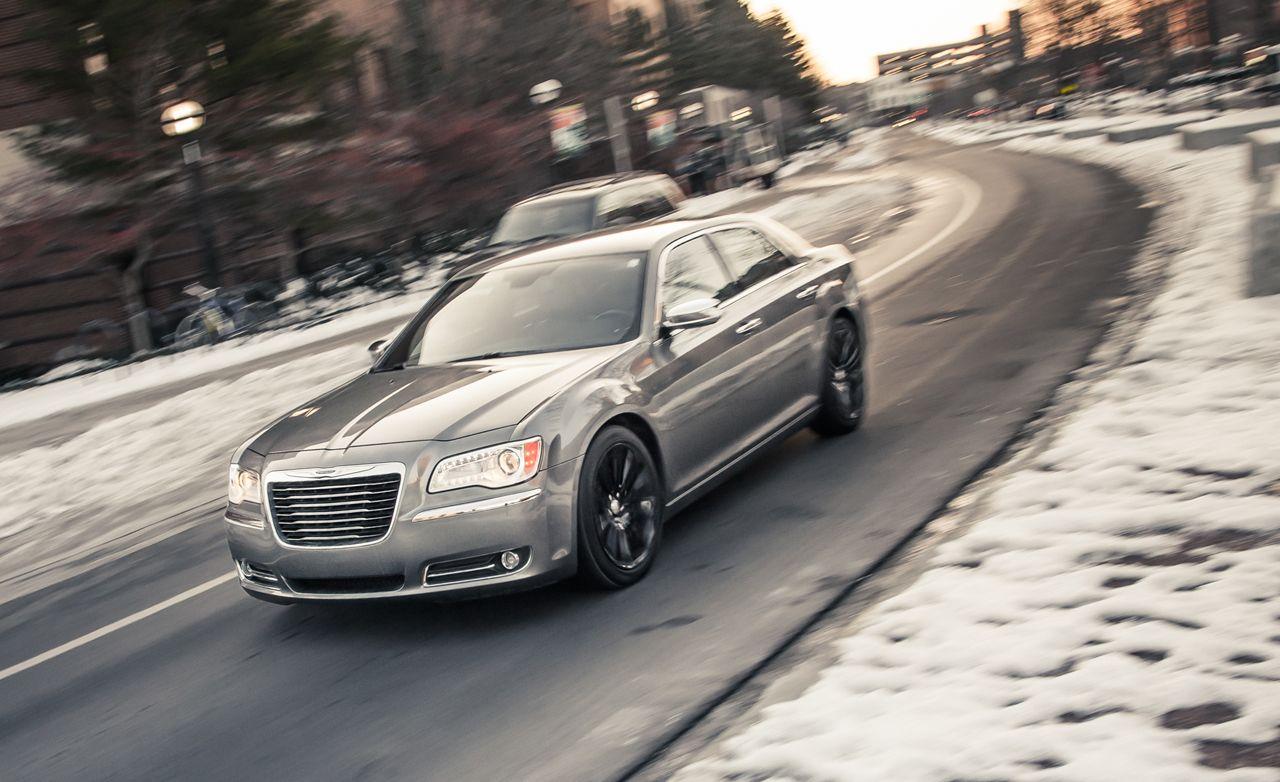 2012 Chrysler 300c Long Term Wrap 8211 Review 8211 Car And Driver