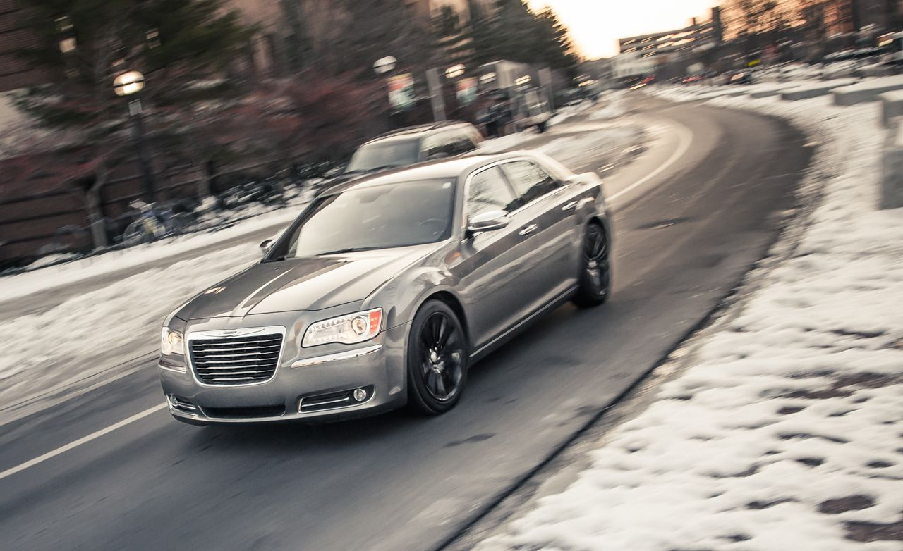 2012 Chrysler 300C