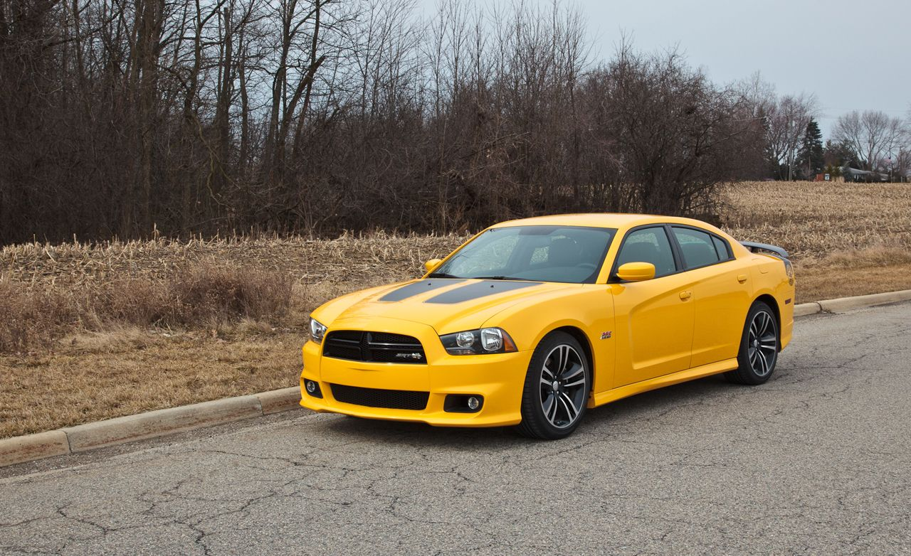 2012 dodge charger srt8 super bee test review car and driver. Black Bedroom Furniture Sets. Home Design Ideas