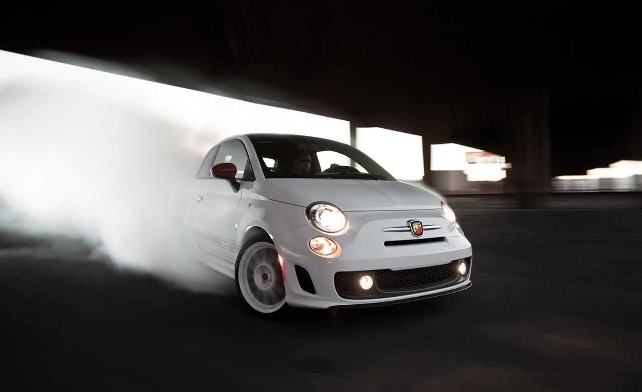 2012 fiat 500 abarth first drive – review – car and driver