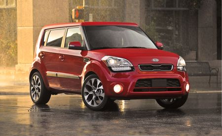 2012 Kia Soul 2.0 Plus Manual