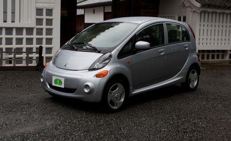 2012 Mitsubishi i Electric Vehicle