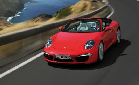 2012 Porsche 911 Carrera / Carrera S Cabriolet