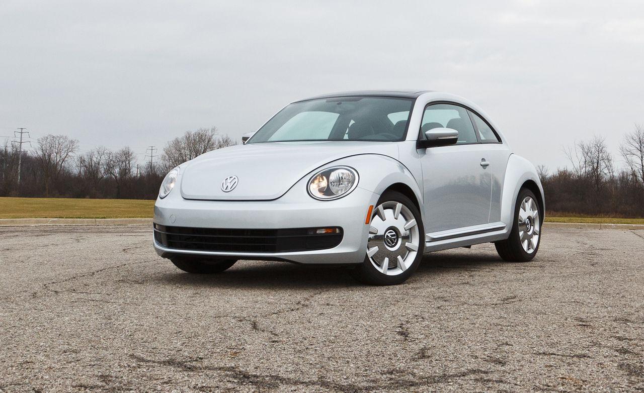 2012 volkswagen beetle review