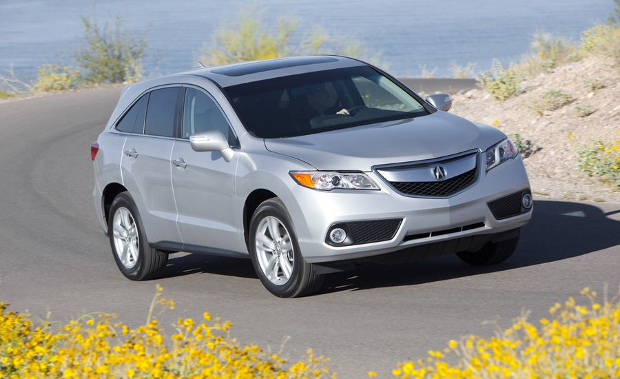 2013 acura rdx first drive review car and driver