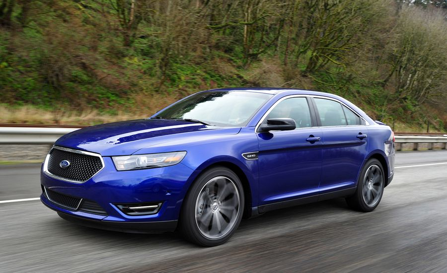 2013 Ford Taurus SHO First Drive | Review | Car and Driver