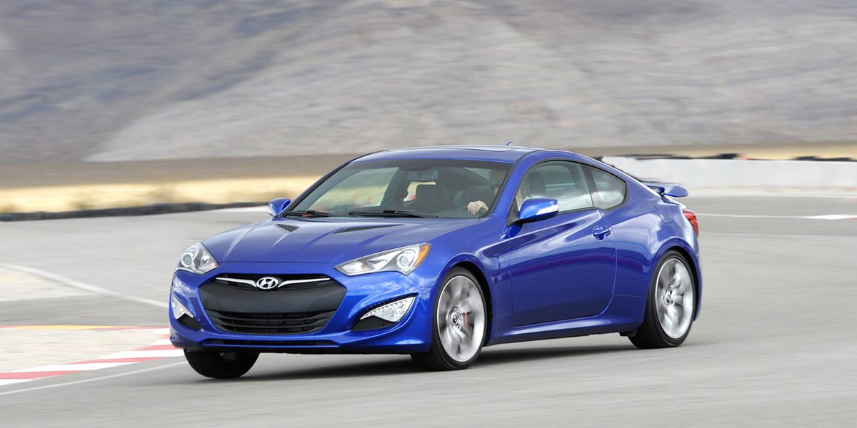 2013 hyundai genesis coupe 3. 8 r-spec test review car and driver.