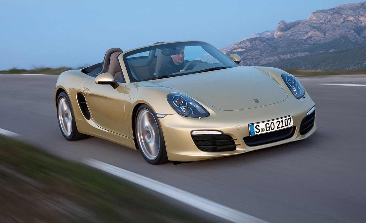 2013 porsche boxster s first drive review car and driver rh caranddriver com 2013 porsche boxster s owners manual 2012 Boxster S