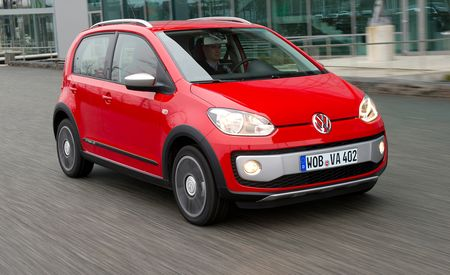 Volkswagen Cross Up! / E-Up! / Up! GT Concepts