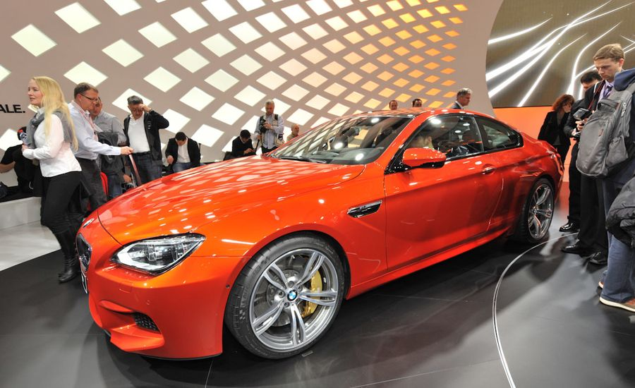 2012 BMW M6 Convertible / 2013 M6 Coupe