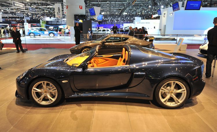2012 Lotus Exige S Roadster