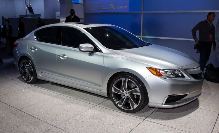 2013 Acura ILX Concept