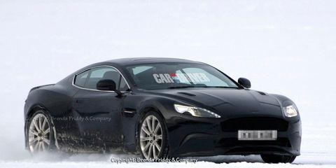 2013 Aston Martin Dbs Spy Photos 8211 Future Cars 8211 Car And