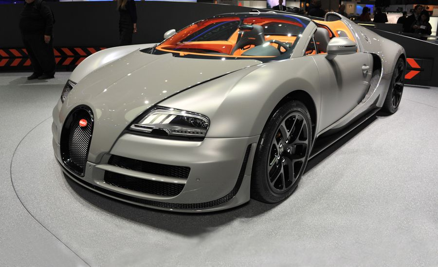 2013 bugatti veyron 16.4 grand sport vitesse – news – car and driver