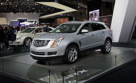 cadillac srx reviews cadillac srx price photos and. Black Bedroom Furniture Sets. Home Design Ideas