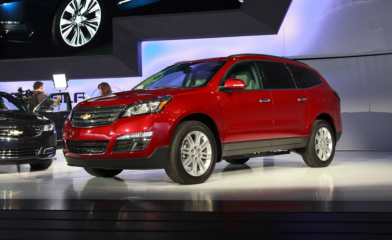 2019 Chevrolet Traverse Reviews Chevrolet Traverse Price Photos