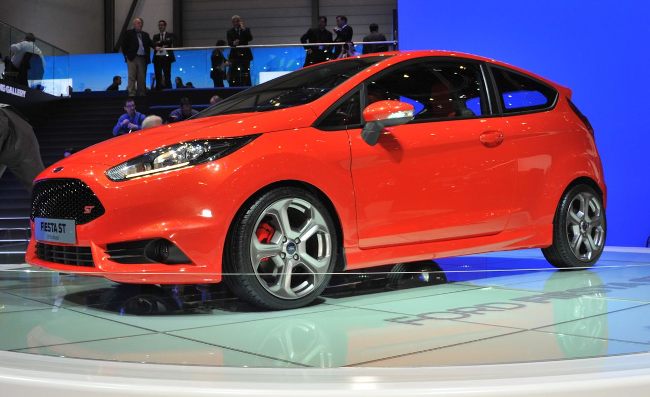 2013 Ford Fiesta St Three Door Photos And Info News Car And Driver
