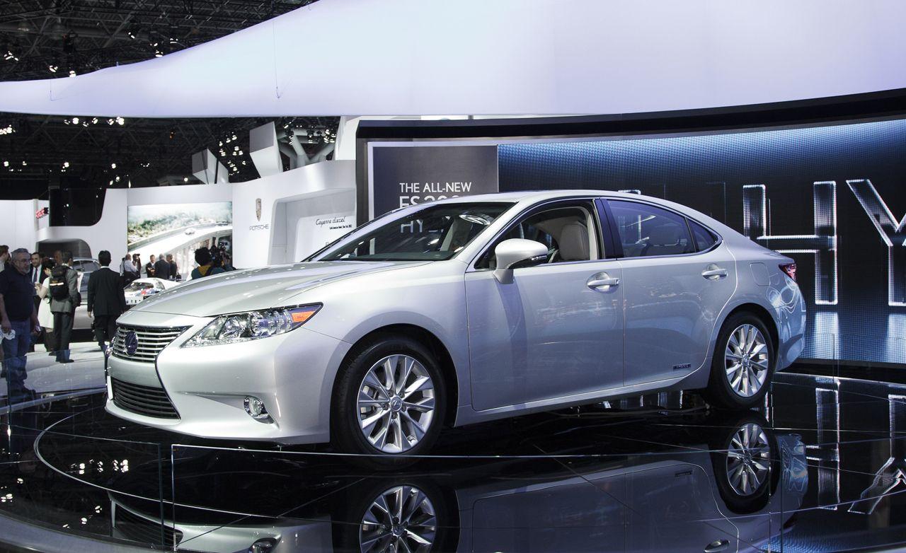 2013 Lexus ES350 / ES300h Hybrid