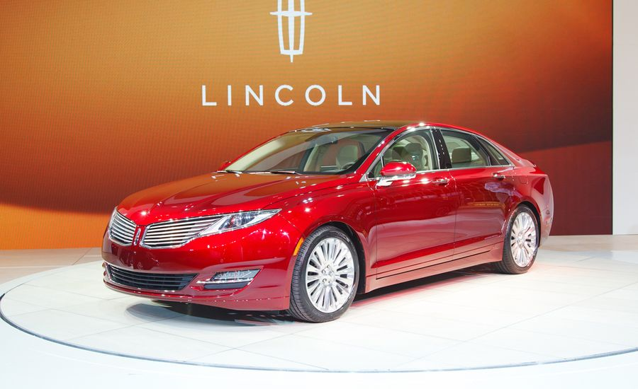 2013 lincoln mkz photos and info news car and driver. Black Bedroom Furniture Sets. Home Design Ideas