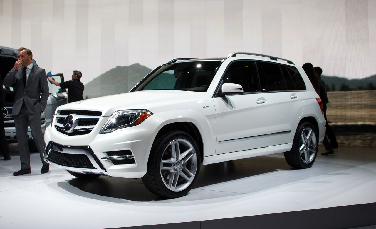 2013 Mercedes-Benz GLK350 / GLK250 BlueTec