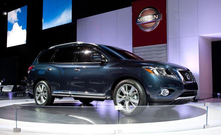 2013 Nissan Pathfinder Concept