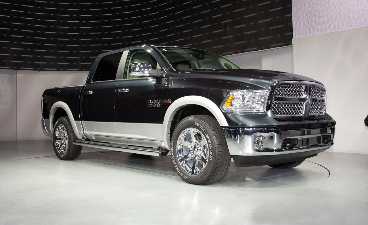 2013 Ram 1500 Photos And Info Car News Driver 2014 Dodge Longhorn Lifted
