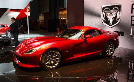 2013 SRT Viper / Viper GTS