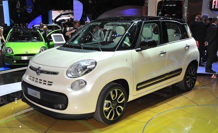 2013 / 2014 Fiat 500L