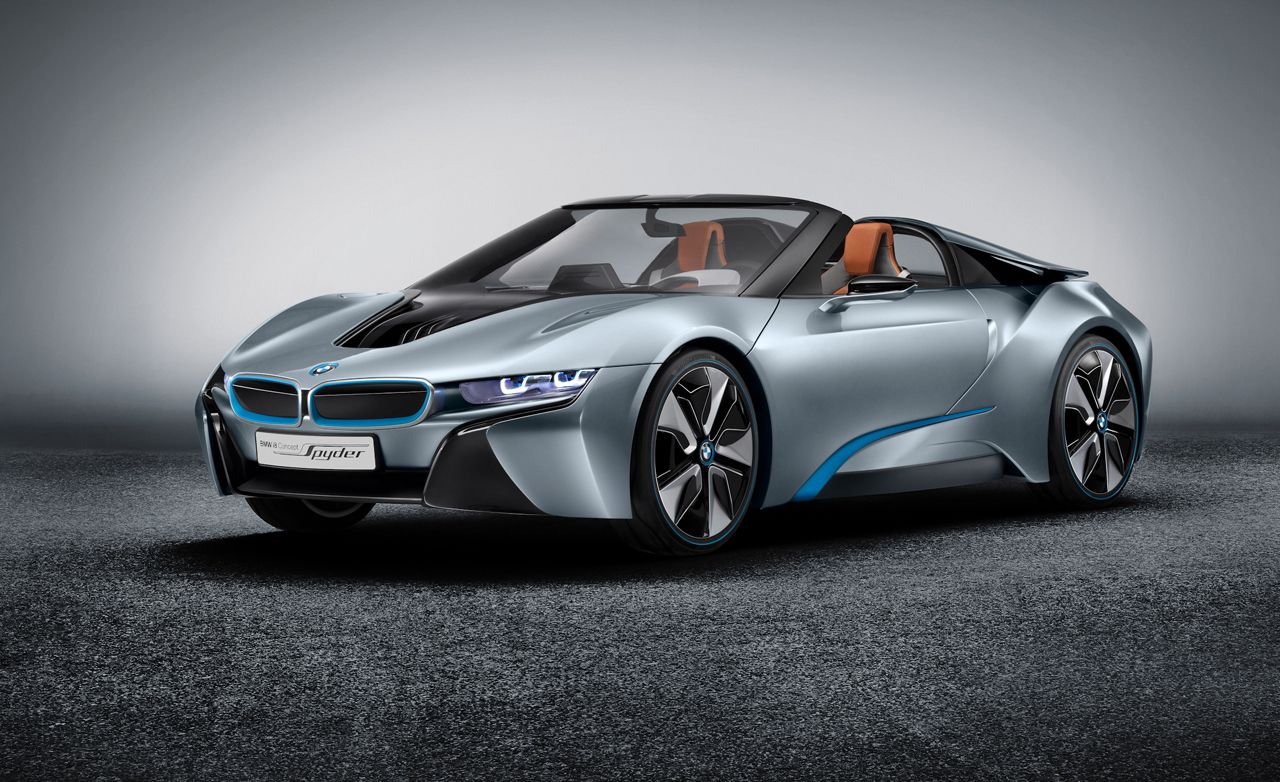 2015 Bmw I8 Prototype Drive Review Car And Driver