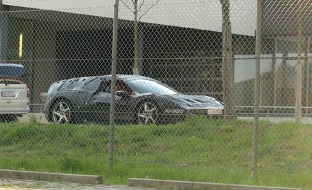 Ferrari Enzo Replacement / F70 Spy Photos